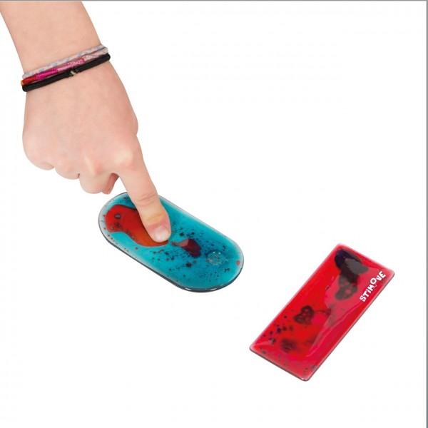 Knetformen Fingerübungs-Set 2 tlg.
